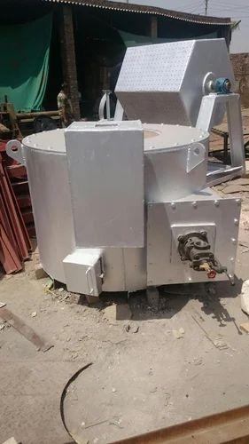 Oil Fired Crucible Furnace For Dross Melting Or Scrap Melting