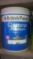 British Glamour Commercial Heat Resistance Paints
