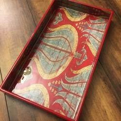 Homeware- Wood Trays Decorative Item