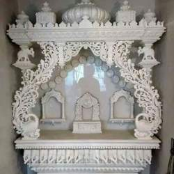 White Marble Temple Wholesaler & Wholesale Dealers in India
