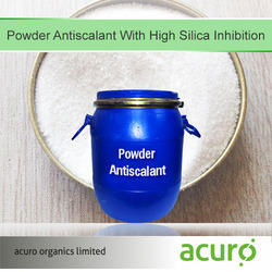 Powder Antiscalant with High Silica Inhibition
