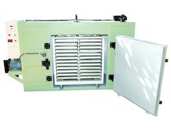 Shivang Electric Industrial Portable Oven, Capacity: 0-100 Kg