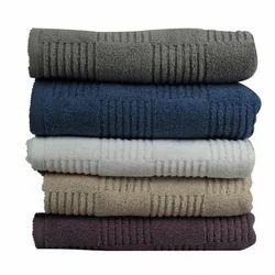 Check Zero Twist Towel