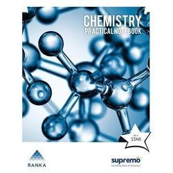 Science Practical Notebook