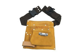 Leather Tool Pouch, Number Of Pockets: 3 Pockets