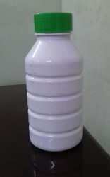 500 And 1000 mL Milky White Pesticide Bottles