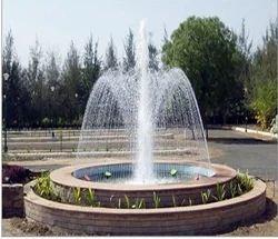 Stone Water Fountain