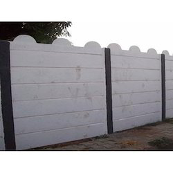 RCC Readymade Precast Compound Wall