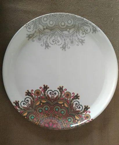 ASA MELAWARE White Melamine Dinner Plate Size 12 Inch & ASA MELAWARE White Melamine Dinner Plate Size: 12 Inch Rs 65 ...