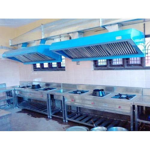 Hotel Kitchen Duct at Rs 85 /square feet | Air Ducts | ID: 13785893788