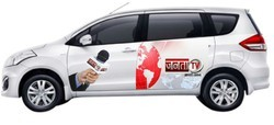 Car Branding Advertising Service