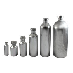 Aluminum Threaded Bottles