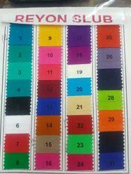 Plain Casual Rayon Slub Fabrics, For Clothing