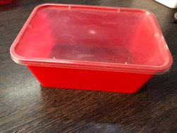 Plastic Food Disposable Container