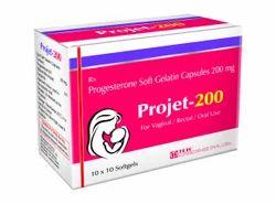 Gynaec Product (Progesterone Soft Gelatin Capsules)