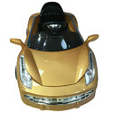 Plastic 1 Kids Battery Operated Car