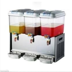 Juice Dispensers Tripple