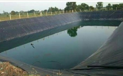 Fish farming - tarpaulin fish tank(13500 liter) Wholesale