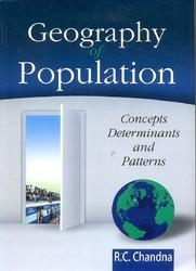 Geography Of Population Text Book