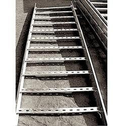 Steel Galvanized Ladder Cable Tray