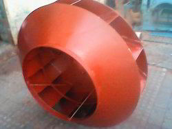 Centrifugal  Blower Impeller