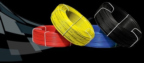 Red Yellow Blue Black Coppee Wire, 220