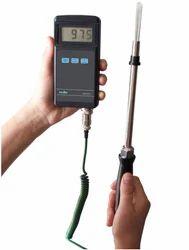 Universal Input Handheld Thermometer Unirad