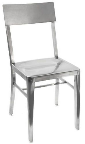 Stainless steel restaurant furniture and