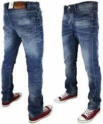 Men's Fancy Denim Jeans