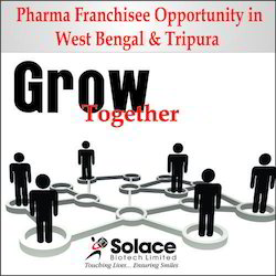 Pharma Franchise in West Bengal - Tripura