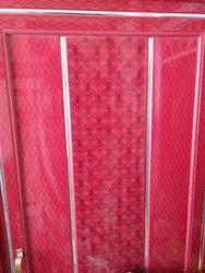 PVC Red Colour Door