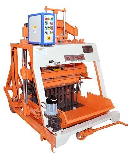 Manufacturer From Coimbatore: Hollow Block Machine Manufacturer From Coimbatore
