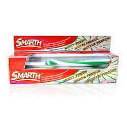 Smarth Minty Fresh Toothpaste with Toothbrush 6.4 Oz -181g