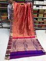 Brocket Silk Saree