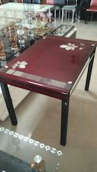 Sumeet Furniture 4 Seater Dining Room Table