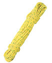 Yellow Construction Plastic Safety Rope
