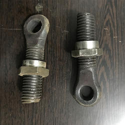 Span Bolt with machined nut