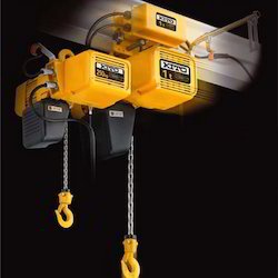 Electric Chain Hoist - KITO Chain Hoists Manufacturer from Ahmedabad