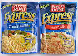 Rice Pouches