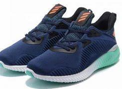 alphabounce adidas blue