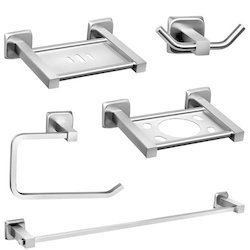 5 Pieces Bathroom Accessories Set (Aerial Series)