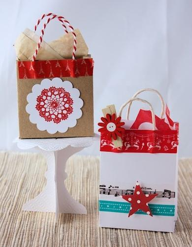 Paper Bags Hand Decorated Designer Paper Bags Manufacturer From