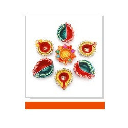 Decorative Diwali Diya