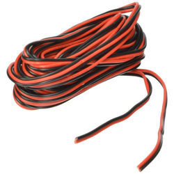 Red And Black Polycab House Wiring Electrical Cable