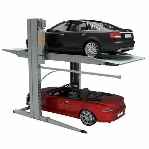 Two Pole Car Parking System Car Parking System Bhayandar East