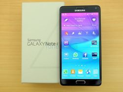 Samsung Note 4 Mobile Phones