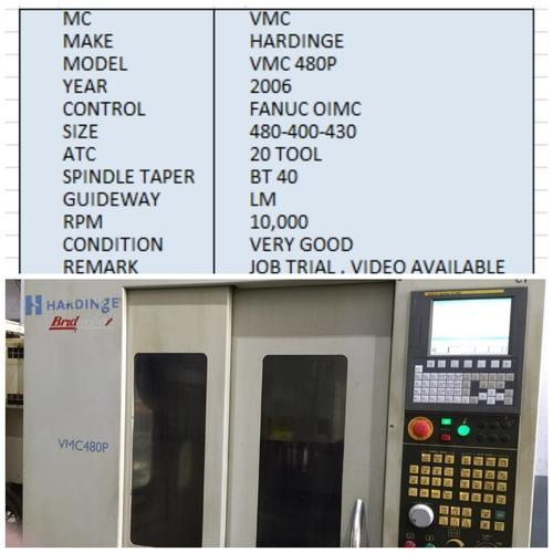 VMC Machine - Used CNC TC Niles Manufacturer from Ahmedabad