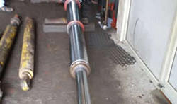 Stainless Steel Hydraulic Cylinder Services