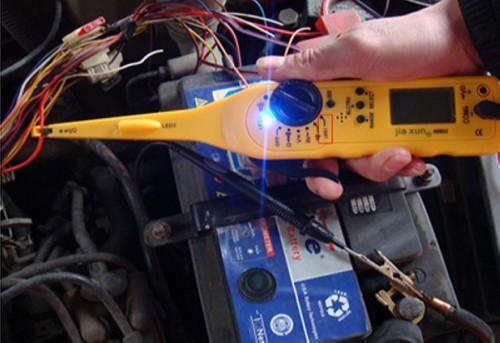 Portable Car Auto Circuit Tester