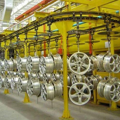 Vibrating Conveyors Overhead Conveyor Systems, For Industrial, Rs 1087.48 /feet   ID: 3565771230
